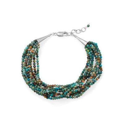 Fabulous Natural Turquoise Bracelet